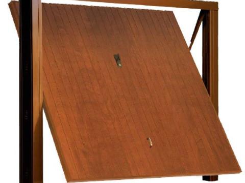 porta basculante in legno linea STYLEGNO modello ecolegno