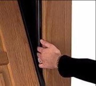 basculanti in legno sistema brevettato guarnizione antischiacciamento